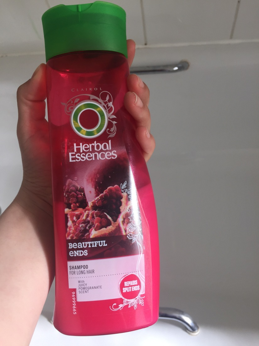 Herbal essences ? What's happened ?